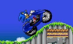 Super Sonic Motorbike 3