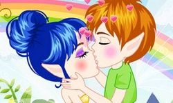 Fairy Kissing