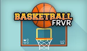 PACO GAMES Basketball FRVR
