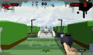 Original game title: Battle Garden