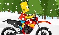 Bart Snow Ride 2