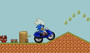 Sonic Enduro Race