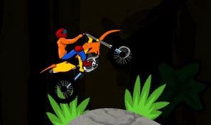 Jungle Dirt Bike