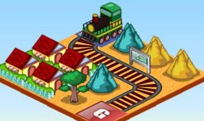 Original game title: GOGO Train HD
