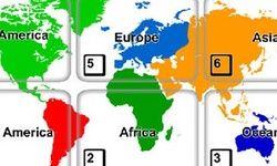 Тест по городам мира