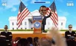 Presidential Toss Off