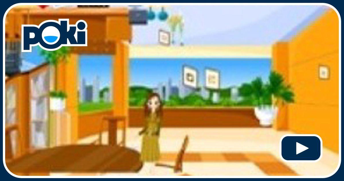 Decoraci n de oficina online juega gratis en for Juego de golf para oficina
