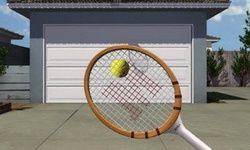 Garage Door Tennis