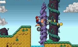 Mario Motor Bike