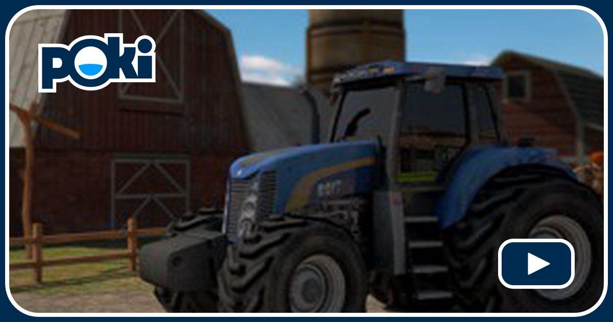 gare ton tracteur fermier 3d en ligne jouer gare ton tracteur fermier 3d gratuitement sur. Black Bedroom Furniture Sets. Home Design Ideas