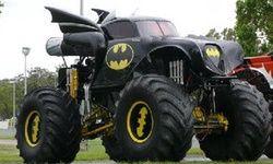 Monster Truck Batman