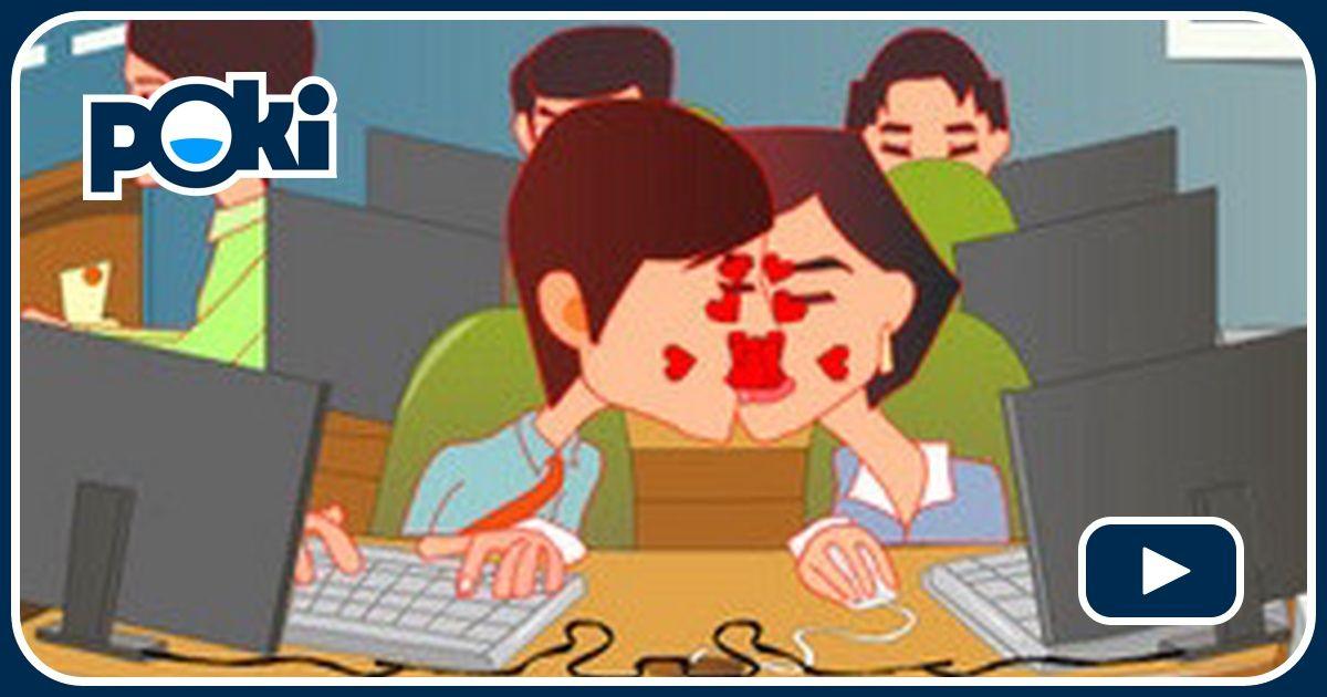 baiser de bureau en ligne joue gratuitement sur jeuxjeuxjeux