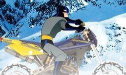 Batman Winter Bike