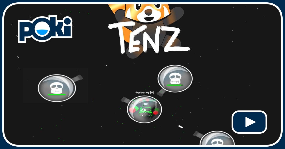Jogue Tenz.io Grátis