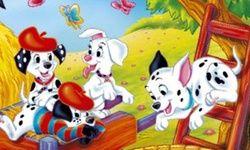 101 Dalmatians Coloring