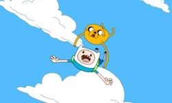 Jake and Finn's Candy Dive