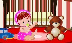 Original game title: Baby Room Decoration