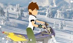 Ben 10 Snow Rider