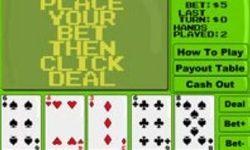 Ретро Видео Покер