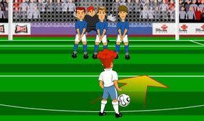 The Free Kick Game