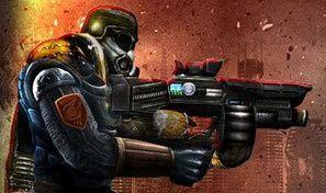 Original game title: Trigger Down