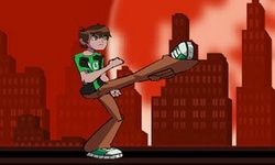 Ben 10 Street King