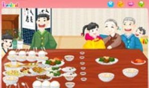 Decorate Chinese Dinner