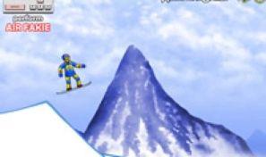 Original game title: Supreme Extreme Snowboarding