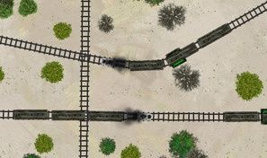 Original game title: Railway Man