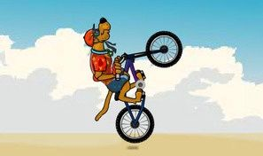 Original game title: Scooby Doo Beach BMX