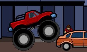 Original game title: Monster Truck Curfew