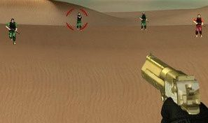 Original game title: Desert Rifle 2