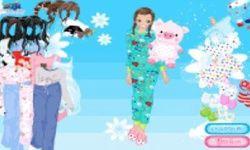Pajamas Dress Up