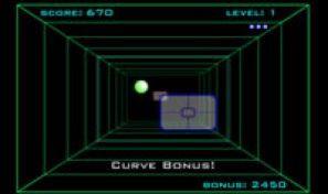 Original game title: Curve Ball