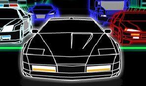 Original game title: Neon Race 2
