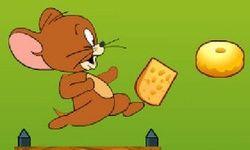 Jerry Run N Eat Cheese