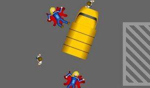 Original game title: Short Bus Rampage