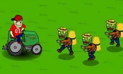 Zombie Mower