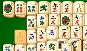 Original game title: Mahjonger
