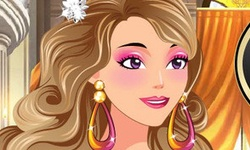 Princess Beauty Makeover