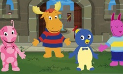 Backyardigans Adventure Maker