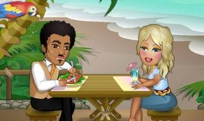Original game title: Miami Restaurant