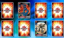 Bakugan Concentration