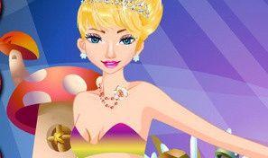 Barbie Princess Mermaid