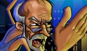 Original game title: Kungfu Grandpa
