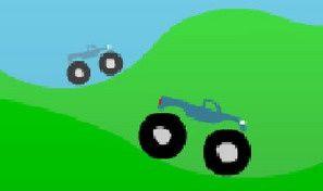 Original game title: Monster Truck Maniac 2