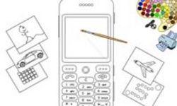 Colorindo o Telefone Celular