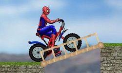 Spiderman Dead Bike