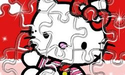 Hello Kitty Sweet Puzzle