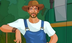 Texas Farm Thrasher